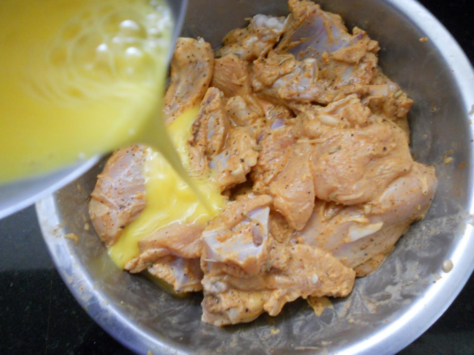 Бедра куриные в панировке на сковороде рецепт