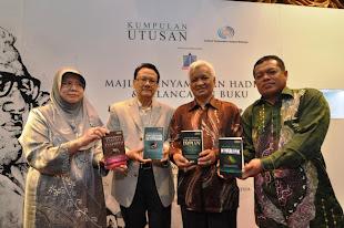 Pemenang Hadiah Sako: Dua Penulis dari Pahang