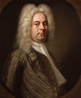 George Frideric Handel by Balthasar Denner, 1726-28