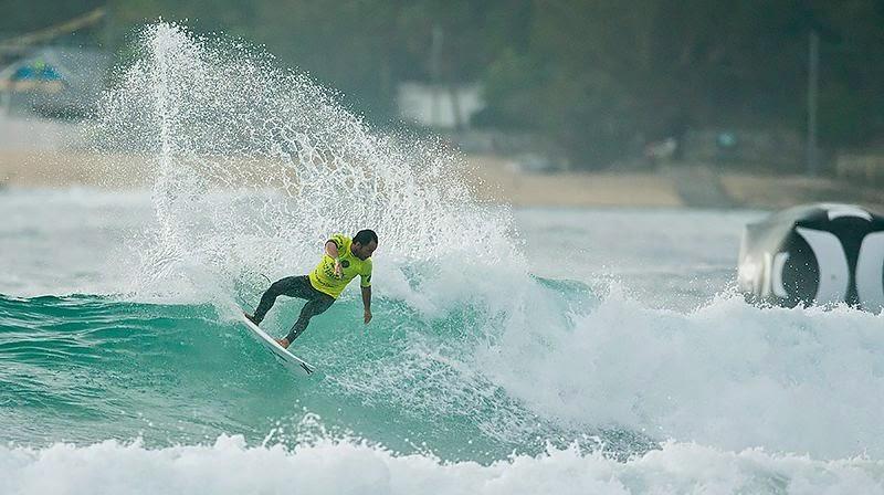 Jonathan Gonzalez Australian Open of Surfing