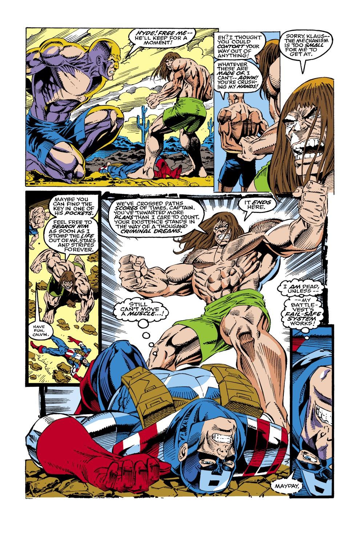 Captain America (1968) Issue #436 #386 - English 11