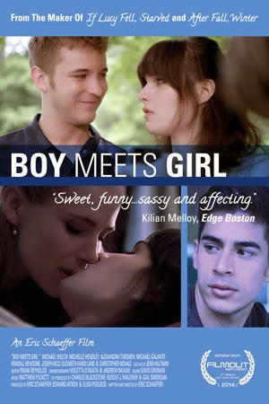 Boy Meets Girl 2014 poster