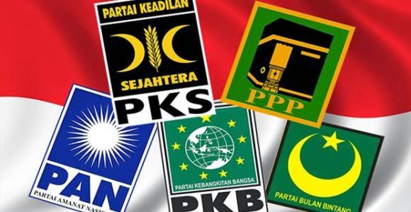Koalisi Basa-Basi Parpol Islam