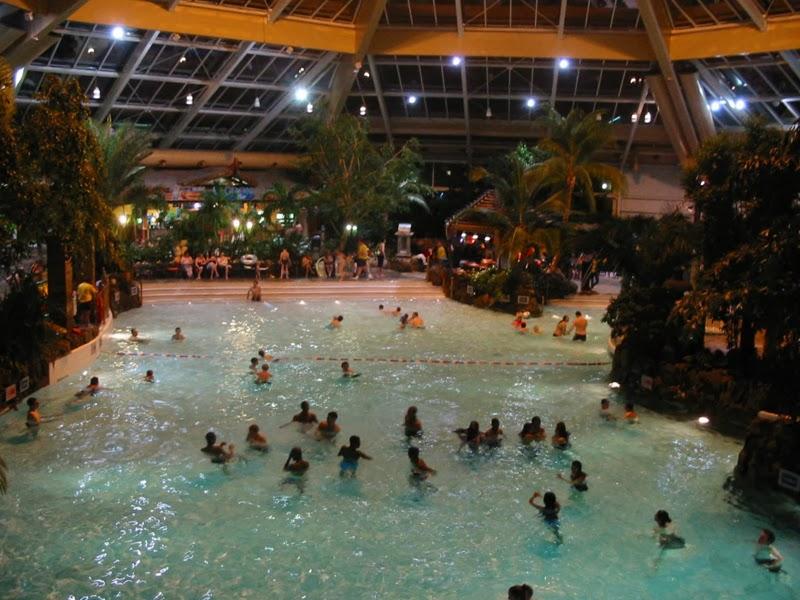 Supernova125 center parcs elveden forest review trip report Center parcs elveden forest swimming pool