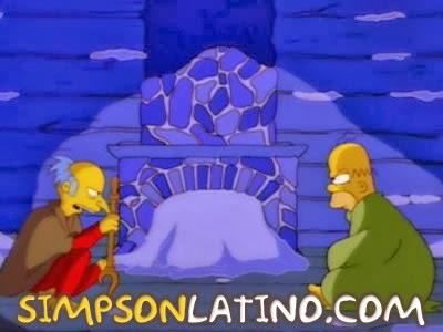 Los Simpson 8x12