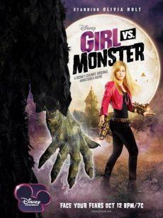 Cô Gái Và Phù Thủy - Girl Vs. Monster