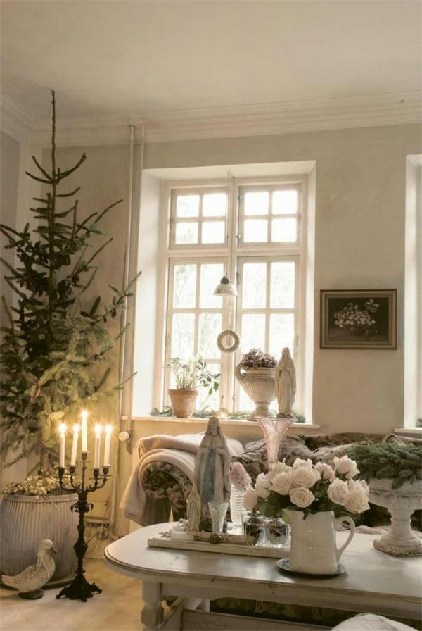 Lykkelig på haver: nostalgisk jul