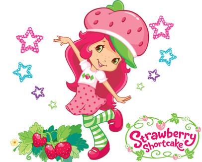 Strawberry Shortcake Wallpaper Border wallpaper border tembok murah ...