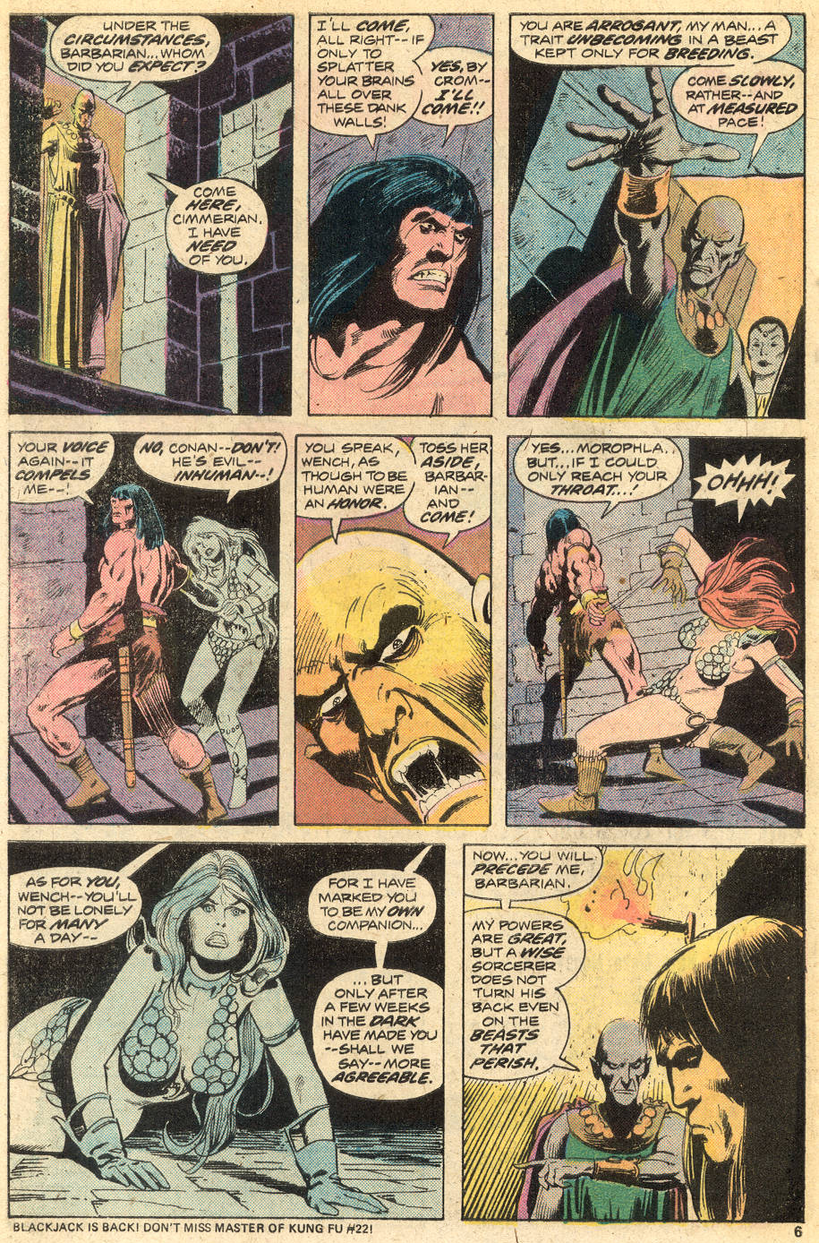 Conan the Barbarian (1970) Issue #44 #56 - English 5