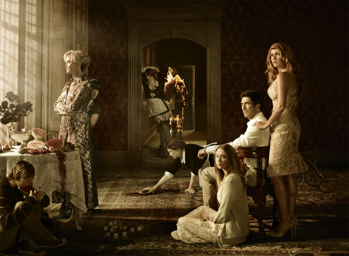 Steven Symes, Writer: Review of American Horror Story: Season 1