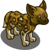 FarmVille African Wild Dog
