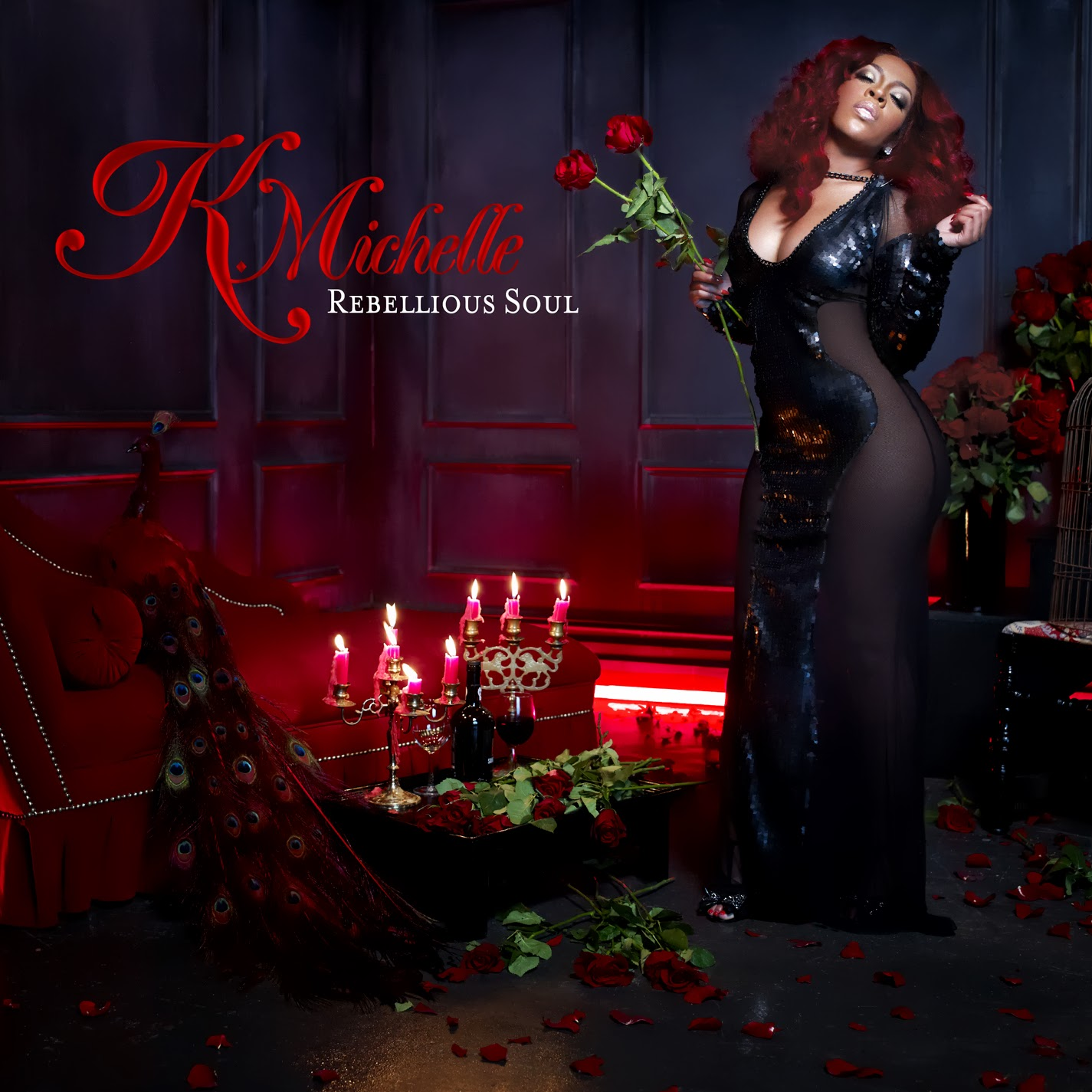 get enough of K  Michelle  K Michelle And Ochocinco Dating