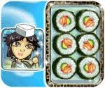 Học làm sushi, game ban gai