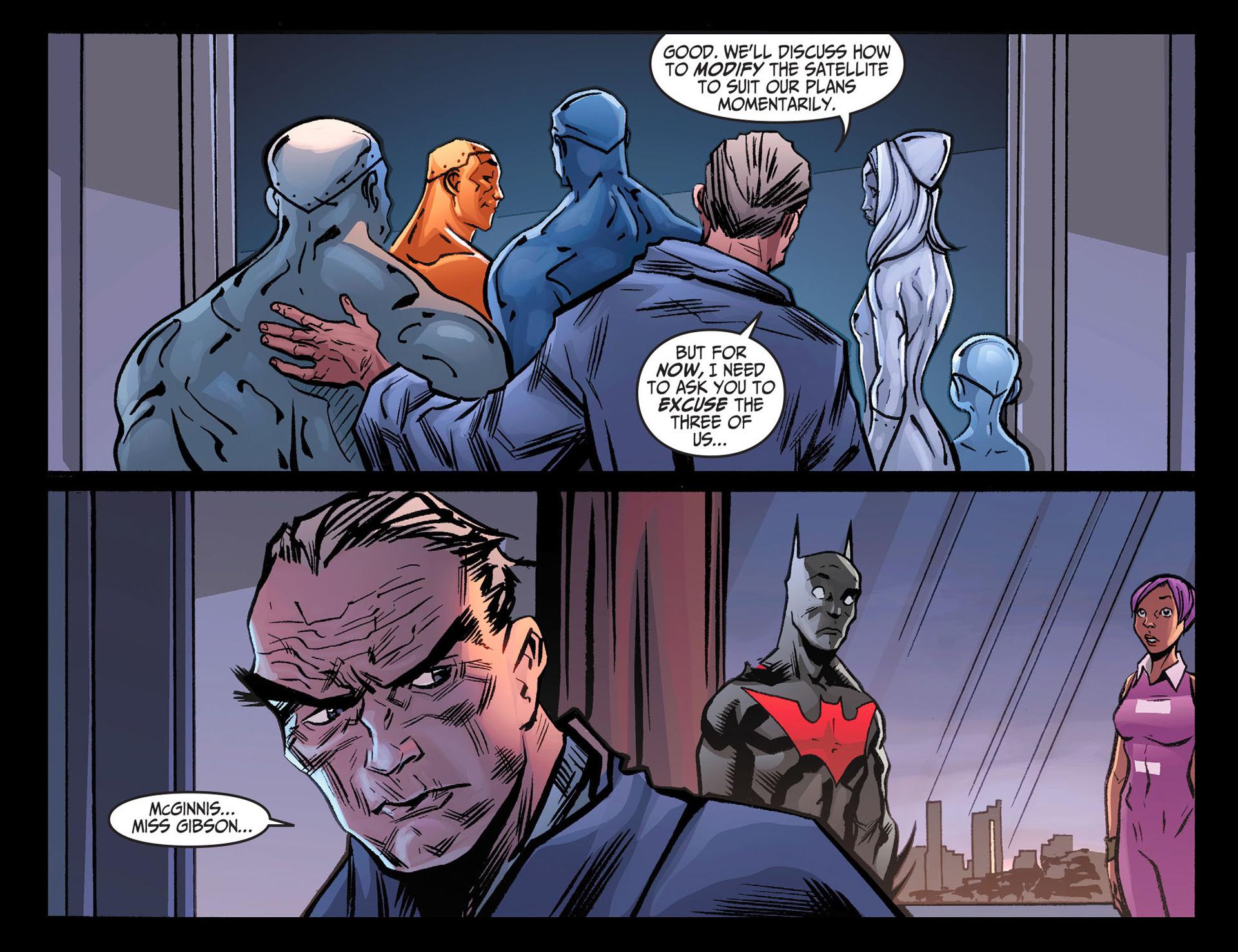Batman Beyond (2012) Issue #26 #26 - English 16