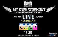 ALLENAMENTI LIVE SU FACEBOOK - Personal Trainer Online