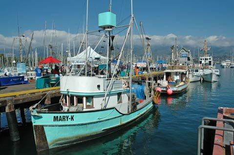 The adventures of ka 39 sala channel islands harbour oxnard for Santa barbara fishing charters