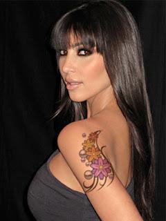 imagens de desenhos de tattoo de flores
