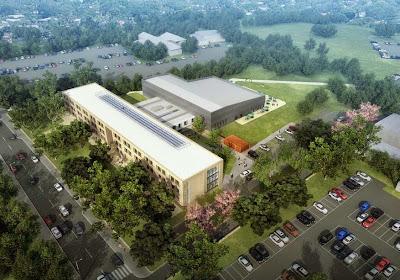 Oakwood High School New Build