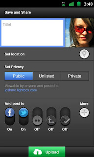 lightbox para android fotos