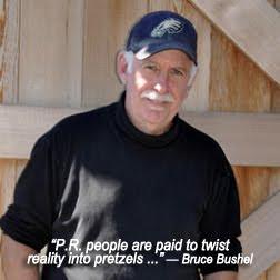 Bruce Buschel on PR