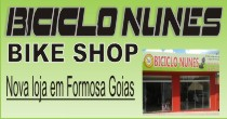 Nova Bike shop em Formosa