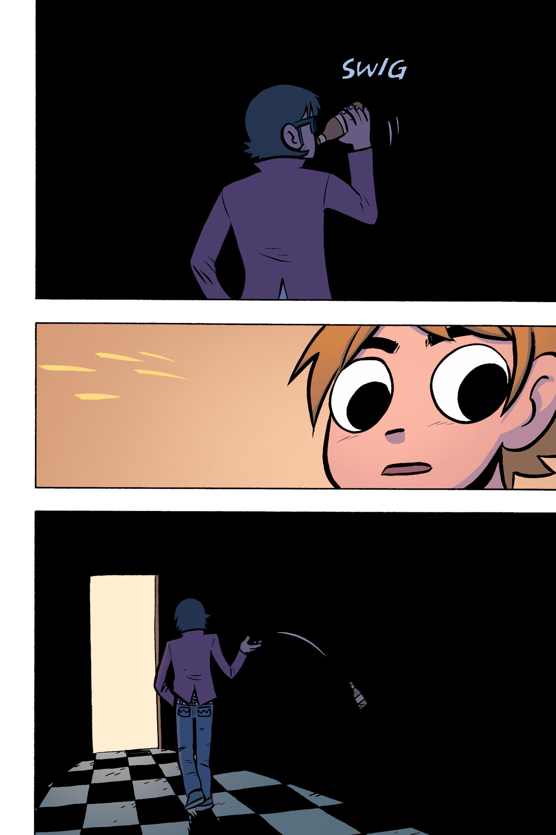 Read online Scott Pilgrim comic -  Issue #3 - 171