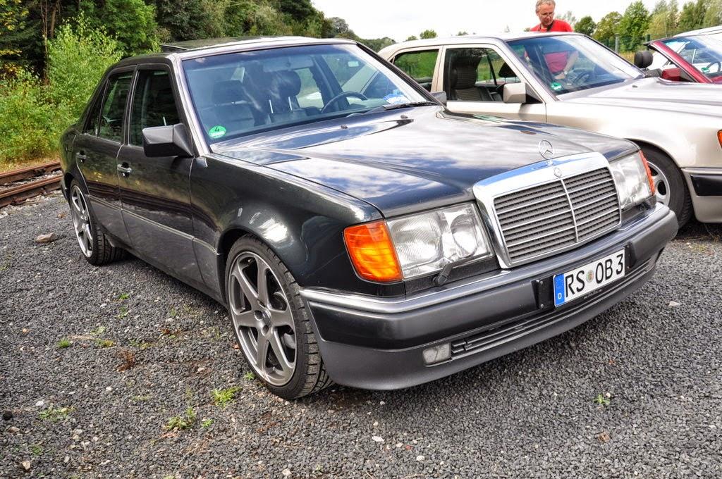 Mercedes benz w124 500e benztuning for Mercedes benz 500e