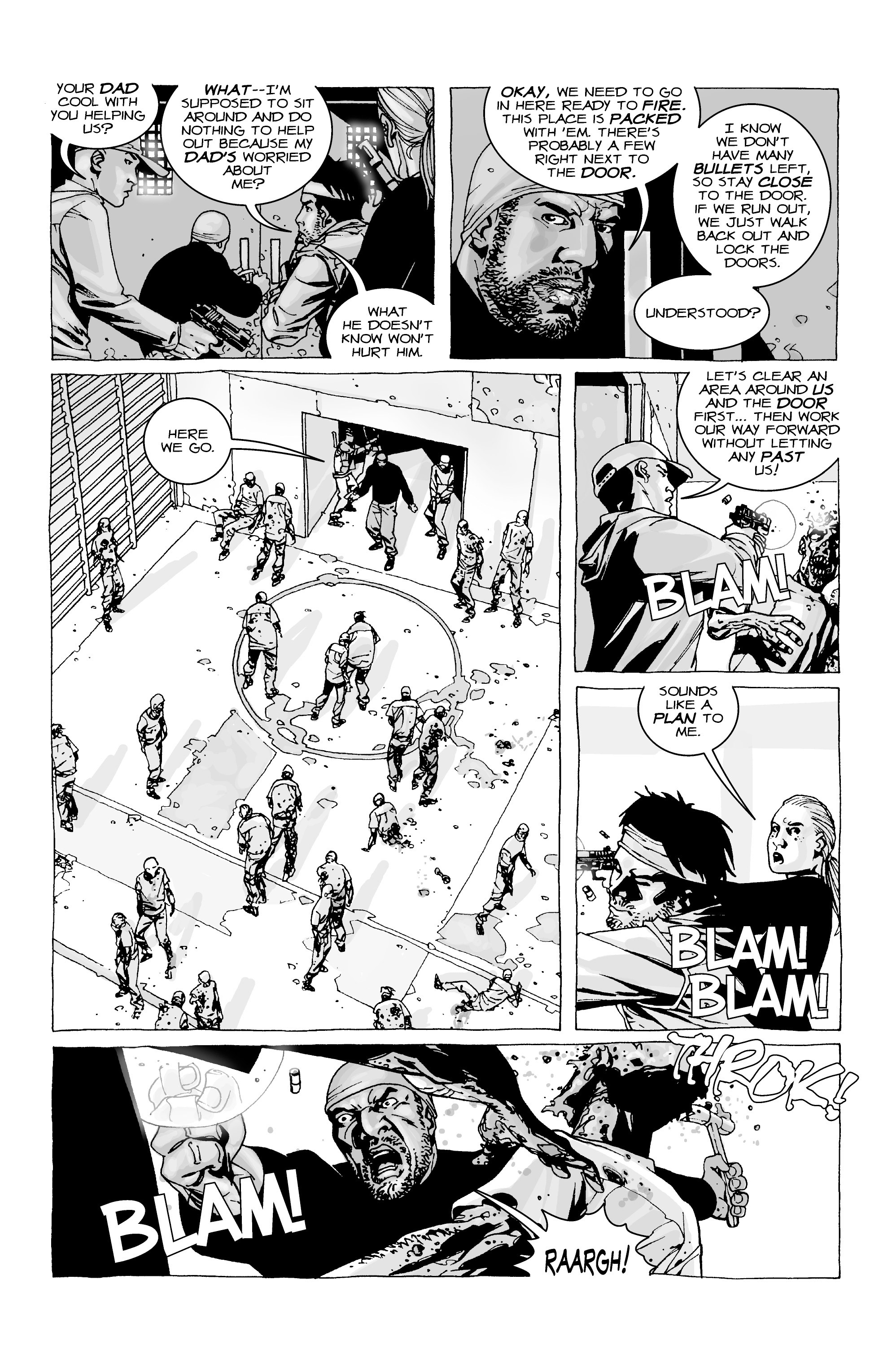 The Walking Dead Issue #15 Page 18