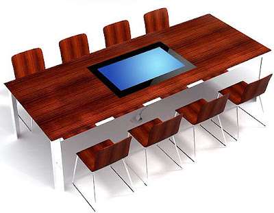 Modern and Innovative Integrated Dining Tables (15) 12