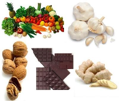6 Foods keep you beautiful in Winter