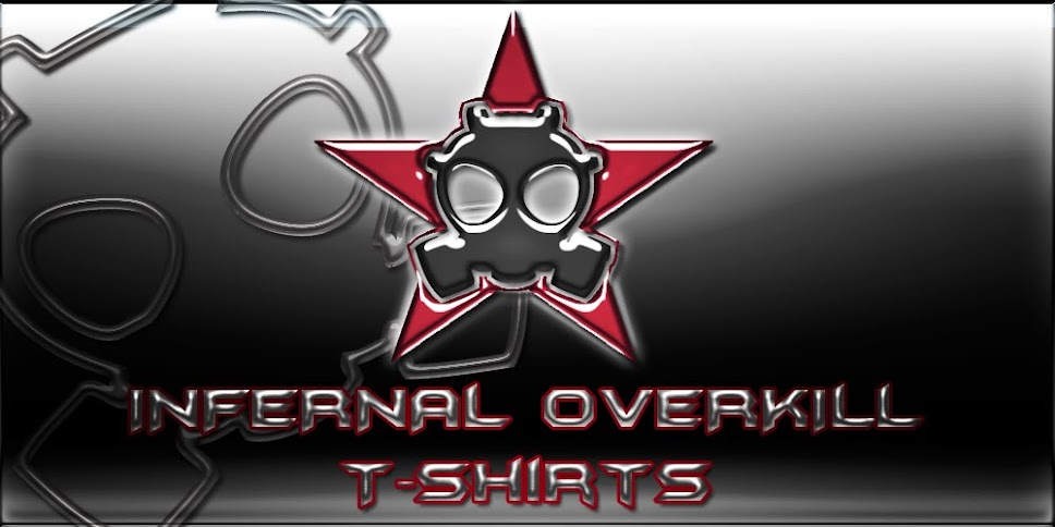 Infernal Overkill T-Shirts