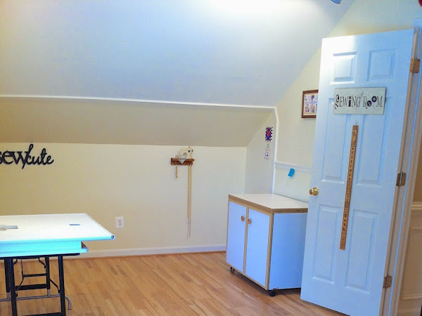 New Sewing Room!