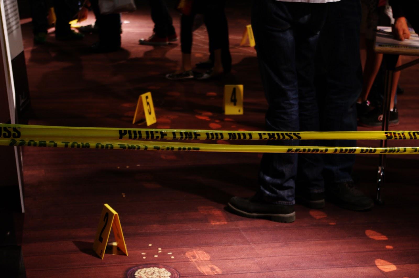 crime scene investigation colleges
