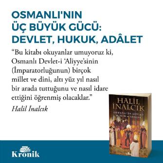 HALİL İNALCIK'TAN