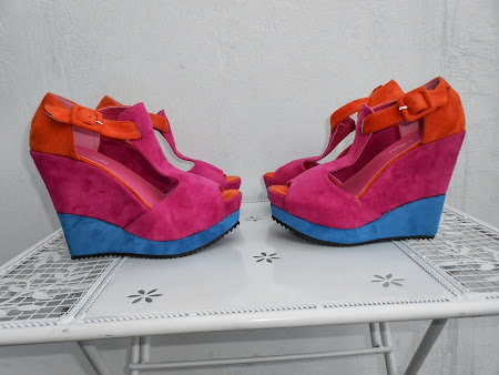 YOUR NEW SHOES WHO'' FLORA LYIMO HOT TRADE ' FROM LONDON WITH STYLE!!