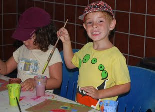 Pintura, manualidades y reciclaje