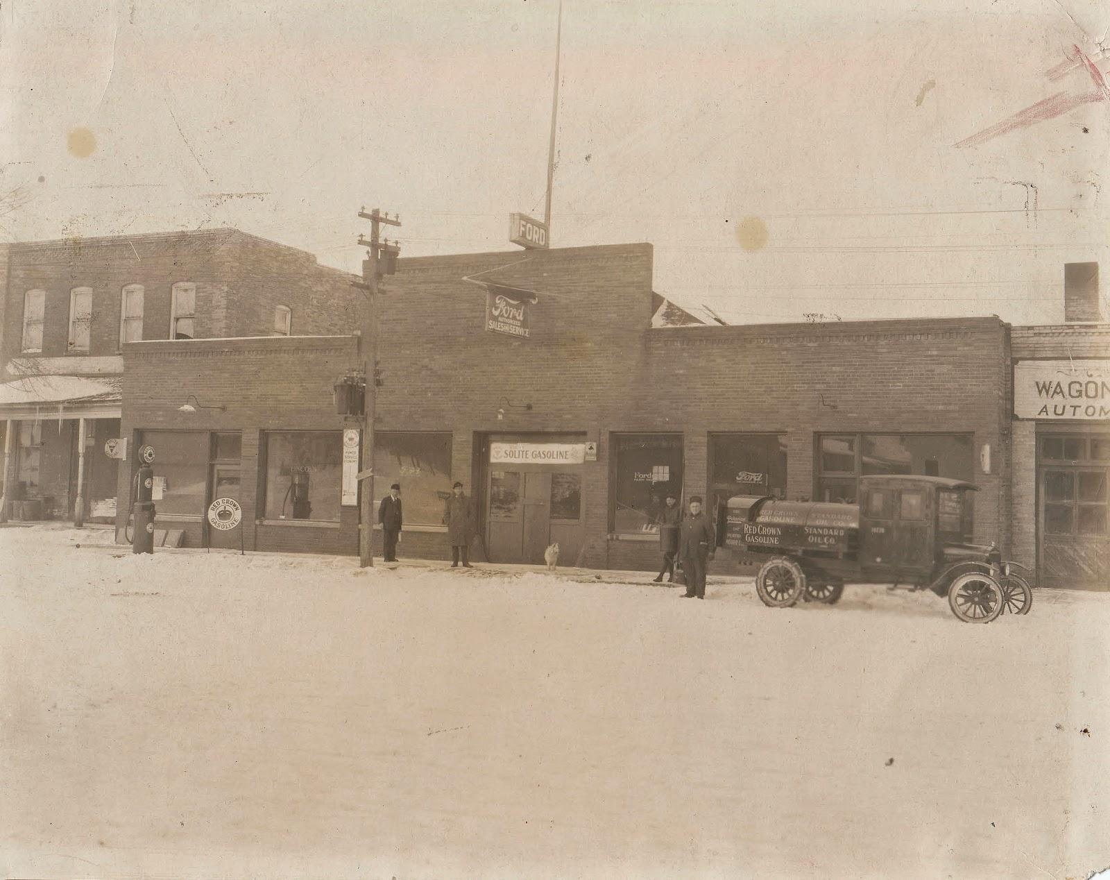 Ford Minnesota History
