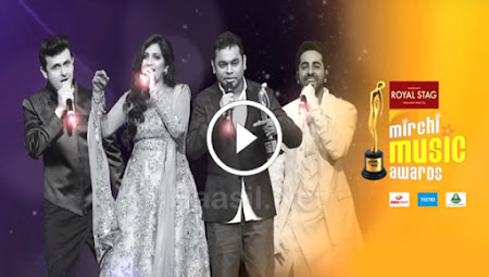 Poster Of Mirchi Music Awards 2018 Watch Online Free Download
