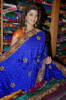 Pranitha in Lovely Kanjiwaram Saree ((23)000 005.jpg