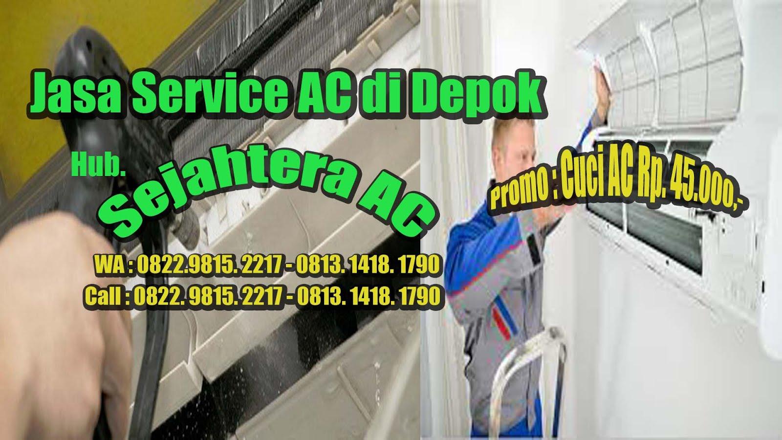 Service AC Depok