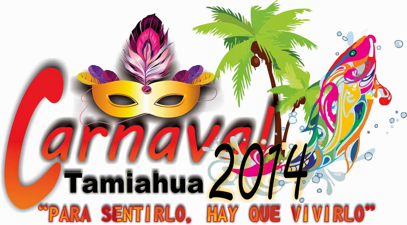 programa carnaval tamiahua 2014