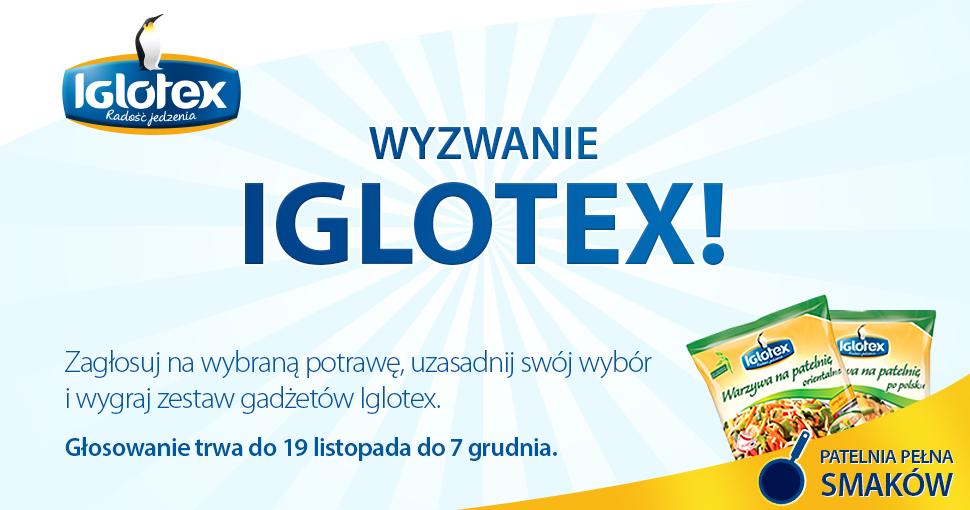 Wyzwanie Iglotex