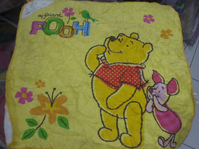 Minitoalha Pooh