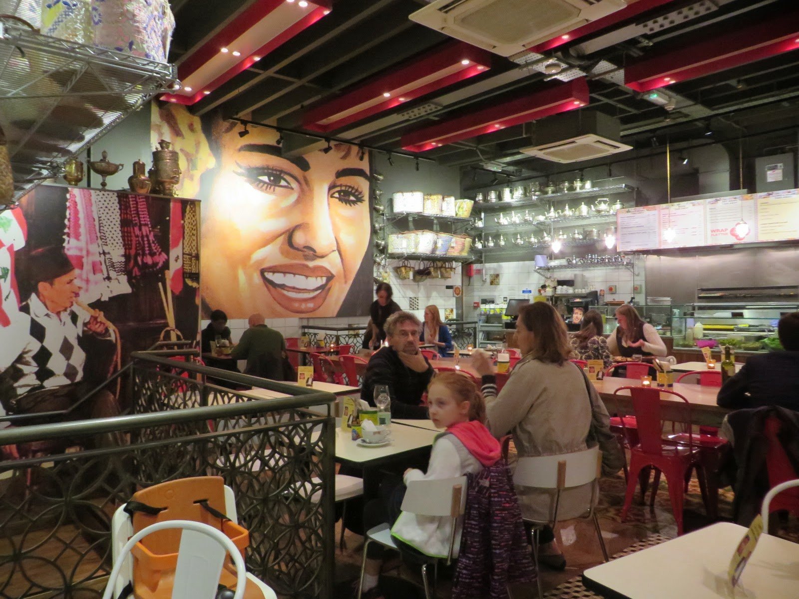 Urbina vinos blog comptoir libanais restaurant in london - Comptoir restaurant london ...