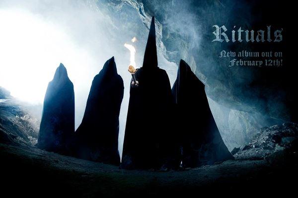 "ROTTING CHRIST: Ακούστε το ""In Nomine Dei Nostri"" απο το επερχόμενο ""Rituals"""