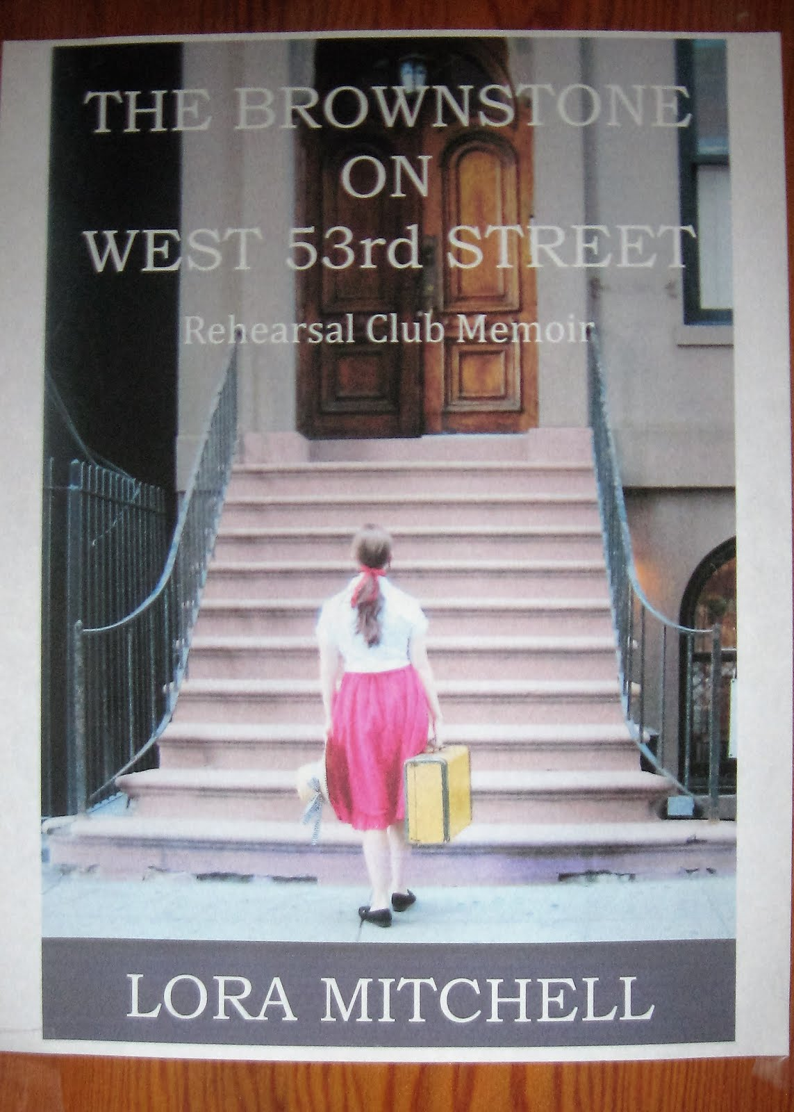 Paperback & Ebook  - THE BROWNSTONE ON WEST 53RD STREET