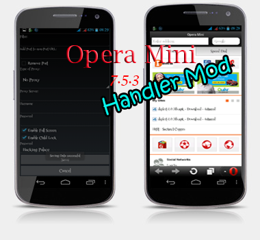 download opera mini handler apk for airtel