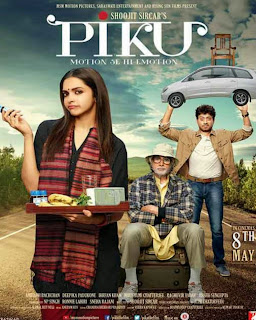 Piku 2015 Hindi 720p HEVC 700MB MKV