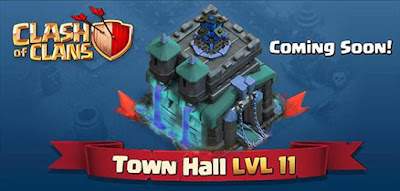 Clash of Clans Update! Town Hall 11