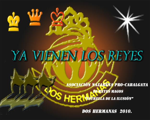 Ya vienen los Reyes